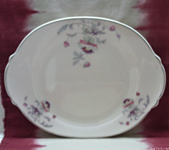 Vintage Bryn Mawr Salem China Platter // Large ... - $15.00