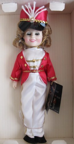 "Primary image for IDEAL Shirley Temple POOR LITTLE RICH GIRL Doll 12"" Tall (1982 CBS)"