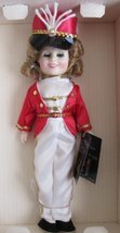 "IDEAL Shirley Temple POOR LITTLE RICH GIRL Doll 12"" Tall (1982 CBS) - $44.53"