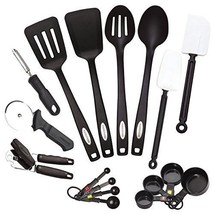 Kitchen Tool Set Gadgets Can Opener Spatulas Sp... - $39.58