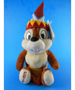 FRONTIERLAND CHIP Bean Bag plush doll Disneyland Mint With Tag - $6.92