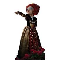Red Queen Alice In Wonderland Movie Cardboard Standup Cutout New Licensed 92 - $39.95