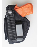 Gun Holster For TAURUS PT22 & PT25 Pistols Hip or Belt Wear - $17.33