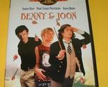 Benny & Joon DVD Johnny Depp Mary Stewart  Masterson Aidan Quinn NICE!
