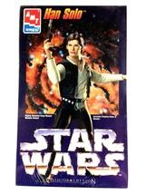 Star Wars Han Solo Vinyl Model Kit 1995 AMT ERTL Sealed Original Packaging - $24.70