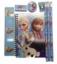 Blue Disney Frozen Princess Anna Elsa & Olaf St... - $0.77