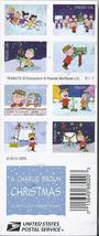 A Charlie Brown Chirstmas - 20 (USPS) SHEET FOREVER STAMPS - $14.95