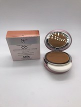 It Cosmetics Your Skin But Better Cc+ Airbrush Perfecting Powder Rich 0.33OZ - $19.59