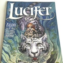 Lucifer DC Vertigo Comic Book Issue 56 Jan. 2005  - $9.65