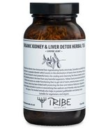 Tribe Organic Kidney & Liver Detox Herbal Tea - $26.00