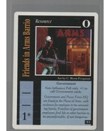 Friends in Arms Barrio - On the Edge Collectible Card Game  Resource Atl... - $0.97