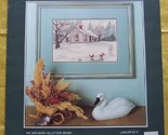 Awaiting Spring Linda Myers Cross Stitch Pattern Leaflet - $5.00