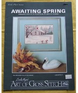 Awaiting Spring Linda Myers Cross Stitch Patter... - $5.00