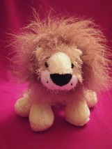 "10"" Ganz Webkinz Lion Plush Toy Stuffed Animal Free Shipping - $16.70"