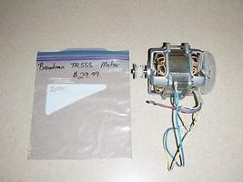 Breadman Bread Machine Motor TR555 parts - $28.49