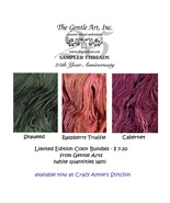 **NEW** LIMITED EDITION BUNDLE GAST Floss 3 skeins cross stitch The Gent... - $7.20