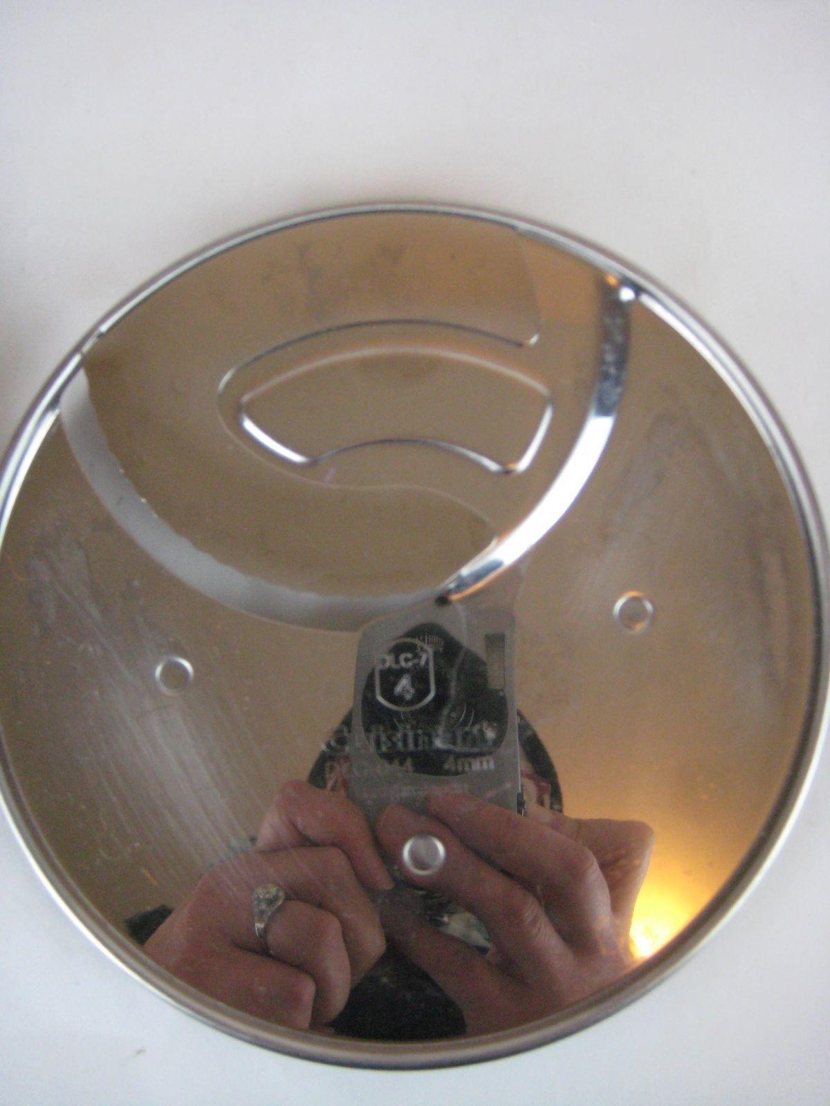 4mm Standard Slicing Disc Cuisinart Food Processor Dlc 044