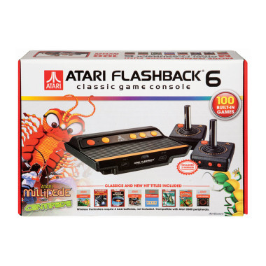 Last call atari flashback 6 classic game console 2015 the - Atari flashback classic game console game list ...