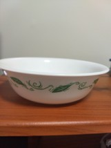 Corelle Bowl with Green Leaves - $3.96