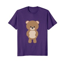 Funny Shirts - Teddy Bear Cute Nature T-Shirt Men - $19.95+