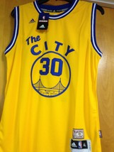 Stephen Curry Hardwood Classics Throwback Jersey image 3
