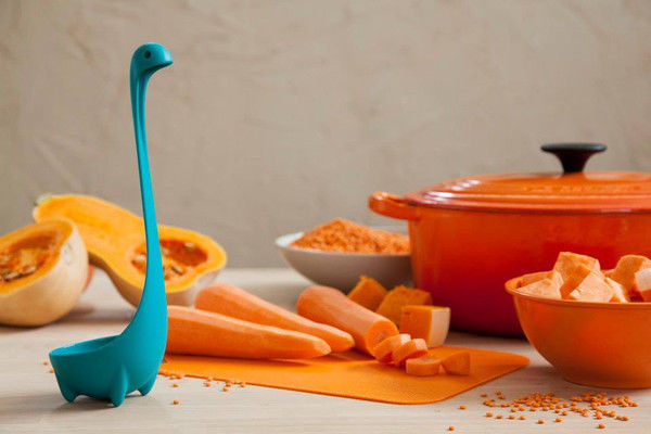 Primary image for Kitchen Gifts Home Funky Ladle Design Nessie Loch Ness Monster Gadgets Spoons ??