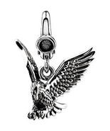 American Eagle Charm In Sterling Silver - $49.49