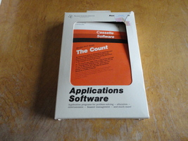 TEXAS INSTRUMENTS TI 99/4A The Count tested boxed cassette adventure gam... - $9.99
