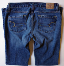American Eagle Stretch Skinny Flare Jeans Womens Size 4 - $29.95