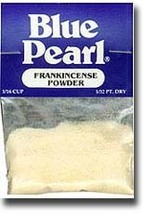 Blue Pearl Frankincense Powder Incense - $2.30
