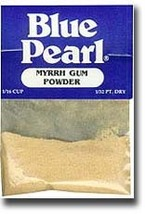 Blue Pearl Myrrh Gum Powder Incense - $2.30
