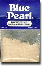 Blue Pearl Frankincense Sandalwood Myrrh Powder... - $2.50