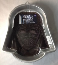 Wilton Star Wars Darth Vader Cake Pan New 2012 Version 2105 3035 Aluminum - $555,53 MXN
