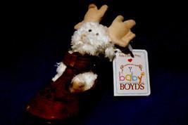 "Boyds Bears ""Mya.. Tis The Season"" Bear Foot Friends- #99068V- QVC EXclu... - $21.99"