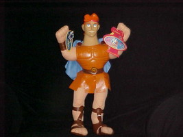 """17"""" Disney Hercules Plush Bendable Doll By Applause With Tags Nice - $140.24"""