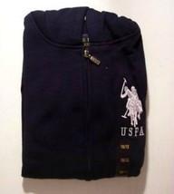 US Polo Assn Hoodie Sweatshirt boys girls  Navy Blue Size 8 - 10/12 - $5.62