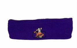 Tigger Headband Winnie Pooh Walt disney Purple Hair Accessory winter wra... - $14.46