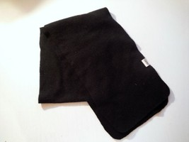 "Womans Black Winter Scarf  54"" Long - $2.43"