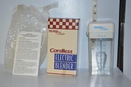 Home Fair Cordless Electric 2-Speed Blender w/2... - $10.98