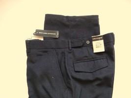 Mens Pants Chereskin Micro flannel cotton blend Black 38 x 30 - $20.94
