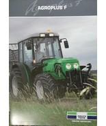 Deutz-Fahr Agroplus F70, F75, F90, F100 Tractors Brochure - $8.00