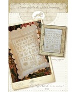 By My Hand embroidery chart Brenda Riddle Designs - $8.10