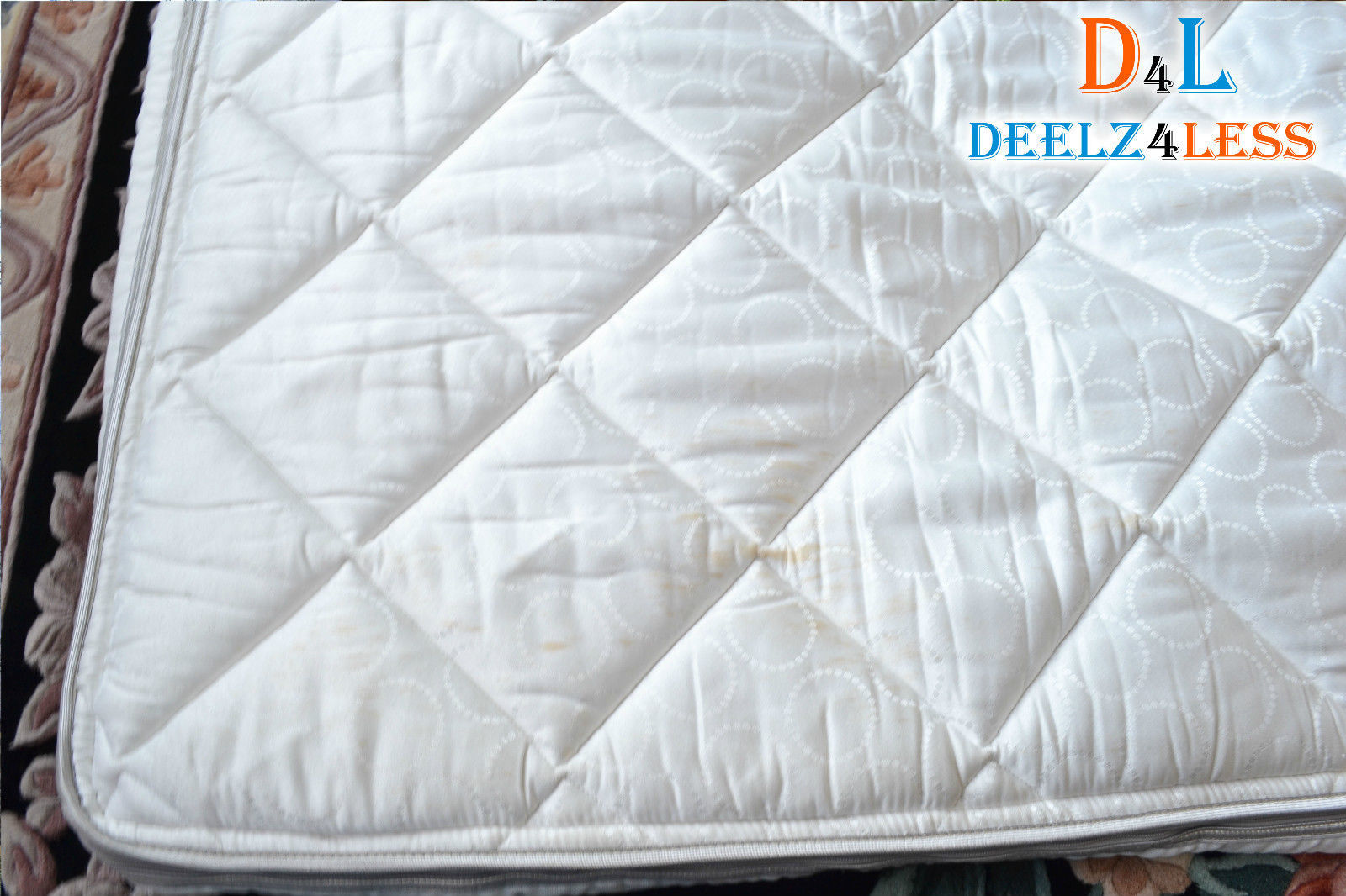 Sleep Number Select fort Full Size C2 Pillow Top Cover