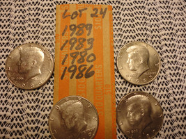 KENNEDY HALF DOLLAR LOT  #24  >>> SEE PICTURE FOR DATES >&gt... - $5.00