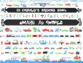 Ed Emberley's Drawing Book: Make a World Emberley, Edward R - $24.99