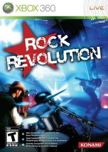 Rock Revolution - Xbox 360 (Game) [video game] - $19.95