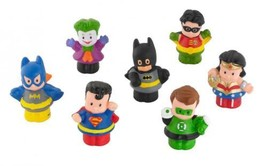 Fisher-Price Little People DC Super Friends Figure Pack  - $66.24