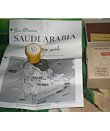 Saudi Arabia Filmstrip (Vintage from the 60's) - $2.95