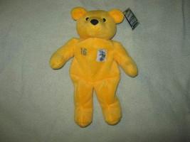 Jason Giambi #16 Salvino's Bammers Plush Beanie Baby Bear Issued June 16... - $70.00