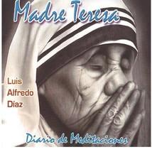 Madre Teresa by Luis Alfredo Diaz